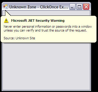 Office arbitrary ClickOnce application execution vulnerability